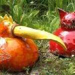 Keramiktiere