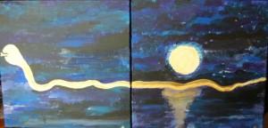 Mondschlange